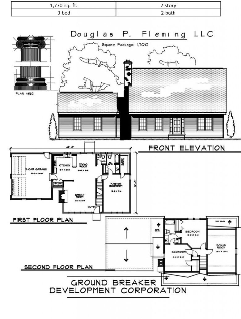 Custom Built Homes in CT - DPF